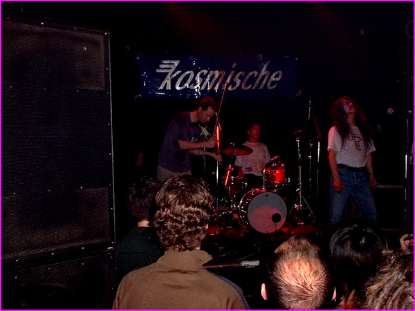 Circle and Damo Suzuki Kosmische @ The Garage 8th June 2002