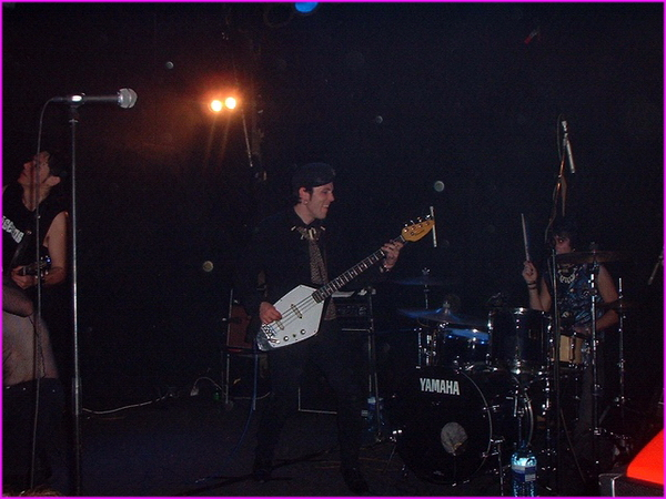 The Fuzztones - The Garage, Highbury, London 1st May 2003