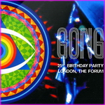 Gong - 25th Birthday Party