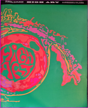 High Art: A History of the Psychedelic Poster - Ted Owen