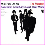The Standells - Why Pick On Me-Sometimes Good Guys Don't Wear White